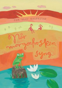 Cover-morgonfrosken